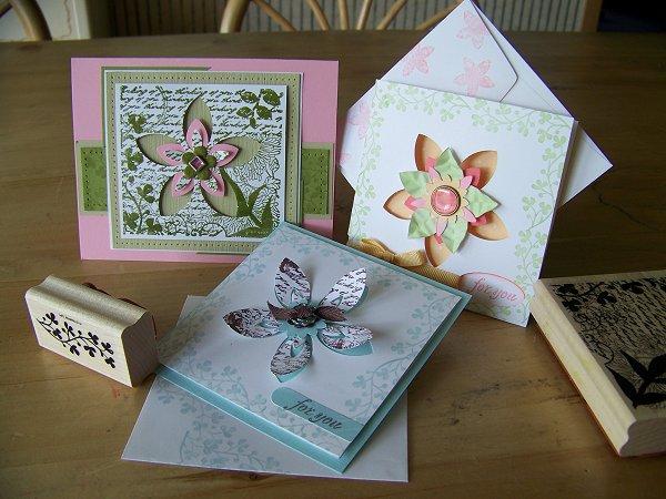 Fresh Cuts cards