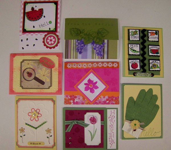 June Card Club Swap 2