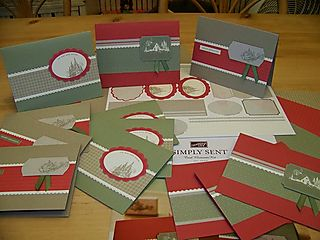 Simply Sent Holiday cards