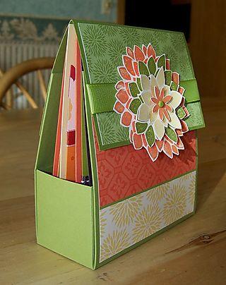 Flap box 10