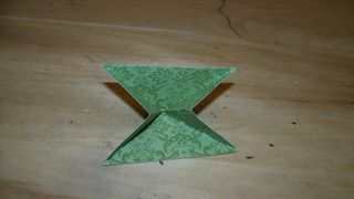 Origami xmas tree 2