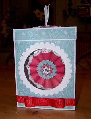 Ornament in a box a