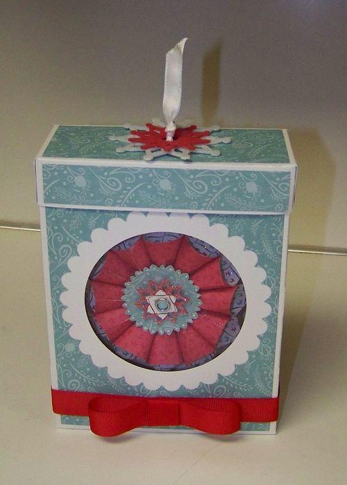 Ornament in a box b