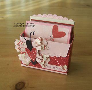 Mercede's Butterfly box