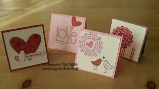 Mercede's butterfly box cards