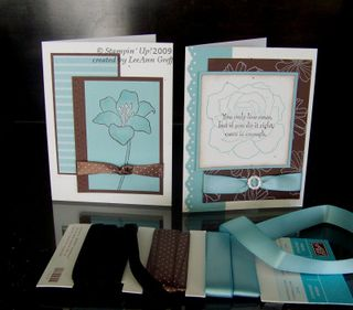 Baha & Chocolate purse cards