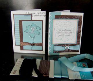 Baha & Chocolate purse cards