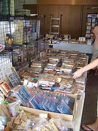 Stamp sale 08 1