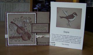 June 09 Sepia tech cards