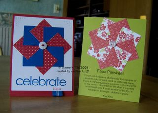 June 09 pinwheel tech cards