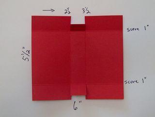 Big shot red black purse box pic
