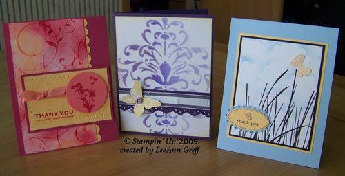 April 09Tech cards
