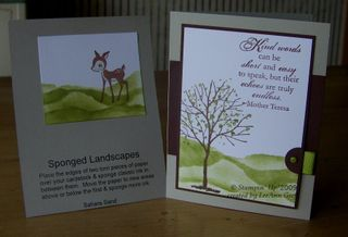 May 09 sponged landscapes tech cards