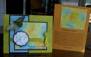 May 09 Vitalized Vellum tech