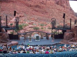 Aida stage