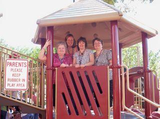 Myself at playground