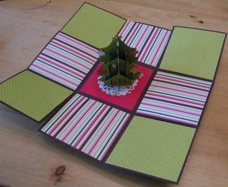 Tree in a box open