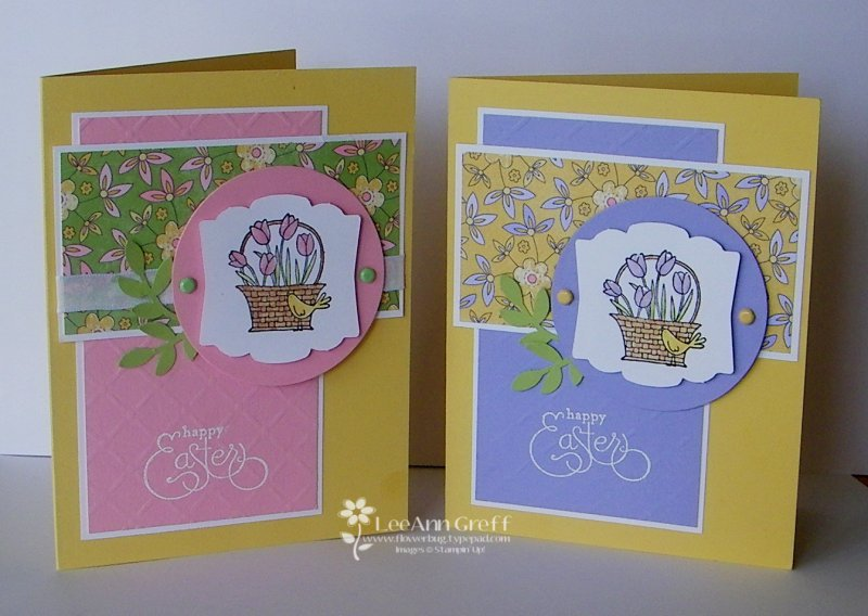 March 10 Easter cards