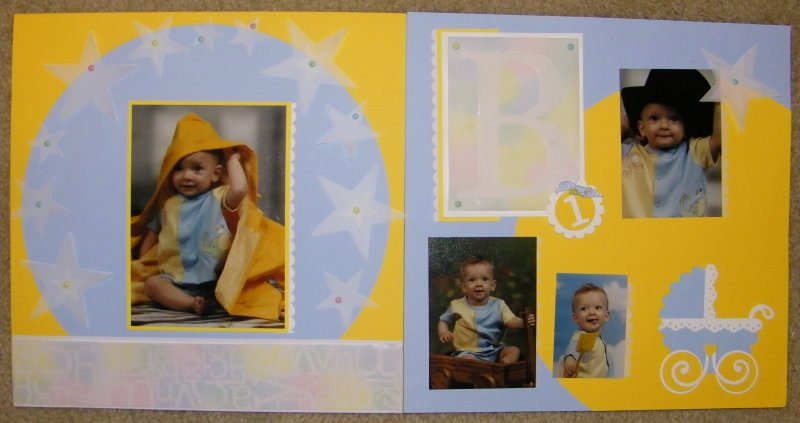 Karen's baby pages march 10