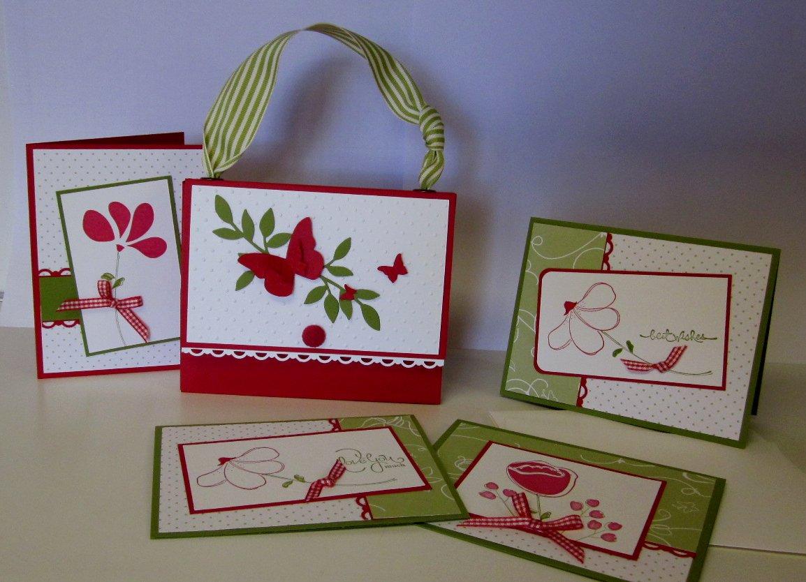 Clutch & cards