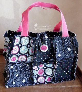 Big Shot purse black