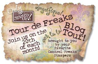 Freaks blog tour
