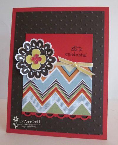 Printed Petals qc swap Poppy & Espresso