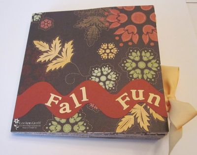 Fall Fun book front with wm