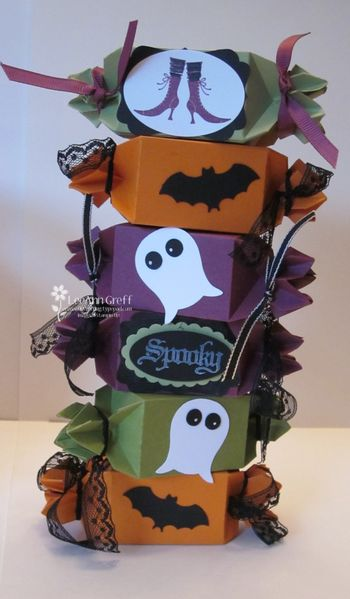 Candy Wrappers Halloween stacked