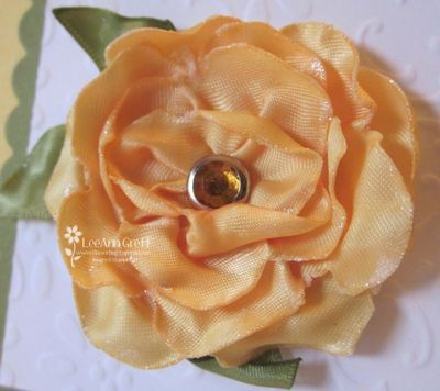 Sept 10 tech melted ribbon rose close up
