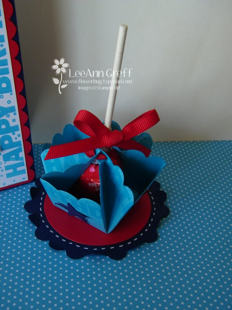 Lollipop holder