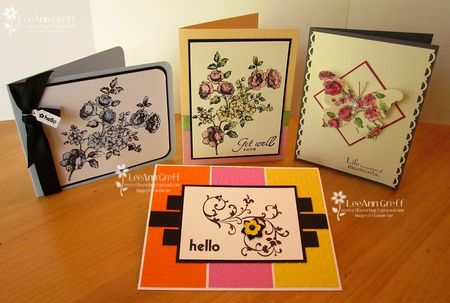Elements of Style Class cards 1