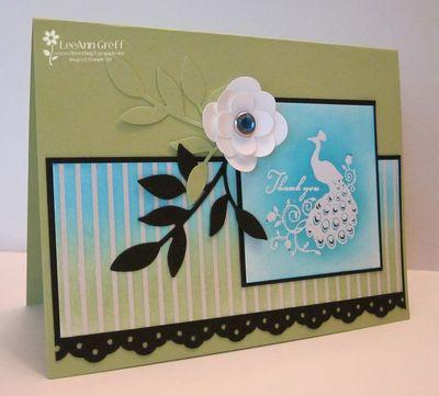 June 10 Peacock card