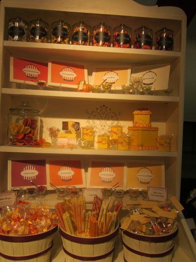 Sweets shoppe