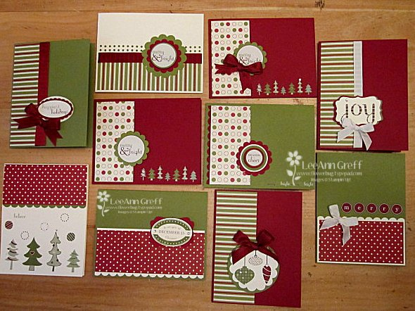 Here It Is Free Christmas Cards Pdf Flowerbug S Inkspot