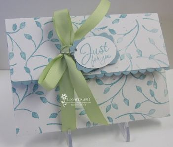Cards pack gift buffet box