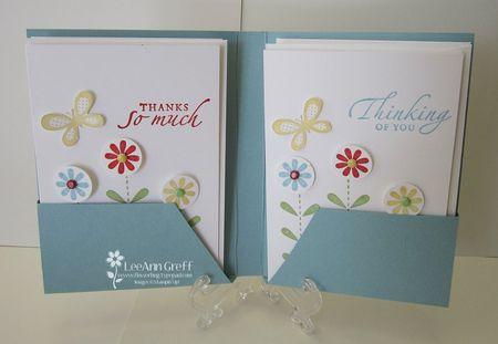 Inside box w cards