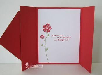 March ribbon club card inside 1
