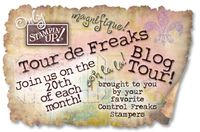 Freaks blog tour