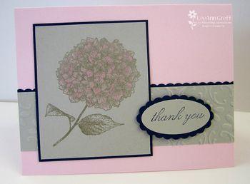 Because I card pink