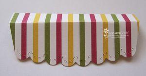 CF buckle box envelope flap
