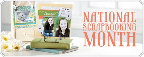 Scrapbooking special May 11