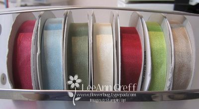 Seam binding ribbons 2011