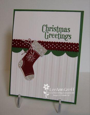 Xmas sas 1 stocking