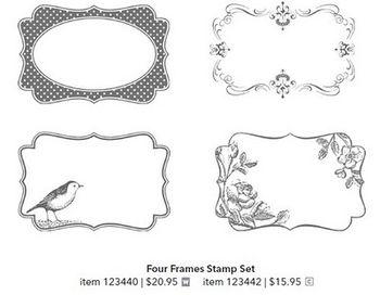 Four frames large