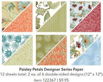 Paisley Petals dsp