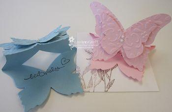 Butterfly 3 X 3
