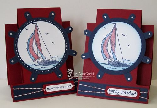May Sail club cards