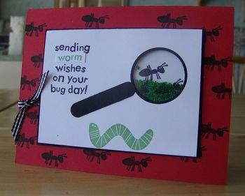 Bug finder card