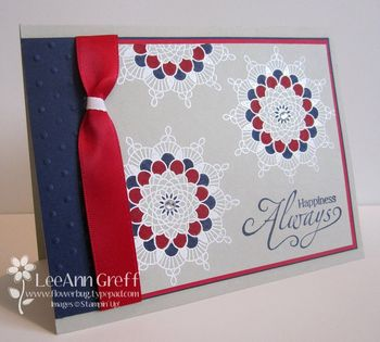 July club emboss card